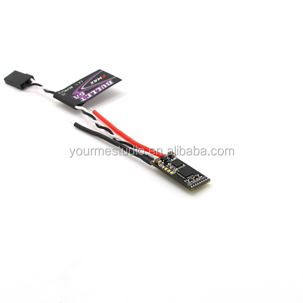 New Ultra small BLS Bullet 6A ESC support Dshot