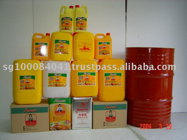 Palm Edible Oil