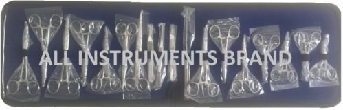 CANINE SPAY PACK,18 INSTRUMENTS, GERMAN GRADE