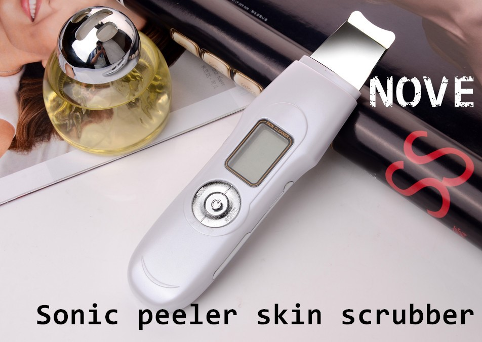 Deep cleansing home use skin peeler skin scrubber for home use