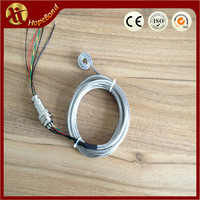 top quality Coil Heater C/W Stainless Steel Braided Lead wire