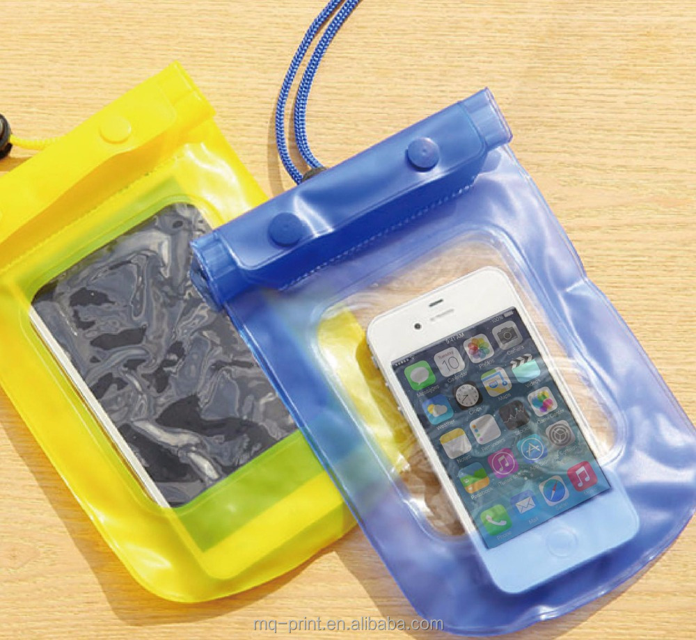 China Supplier High Quality PVC Waterproof Phone Bag