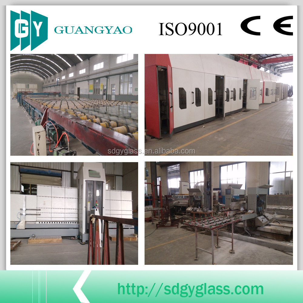 Clear Float Glass, with CE & ISO9001
