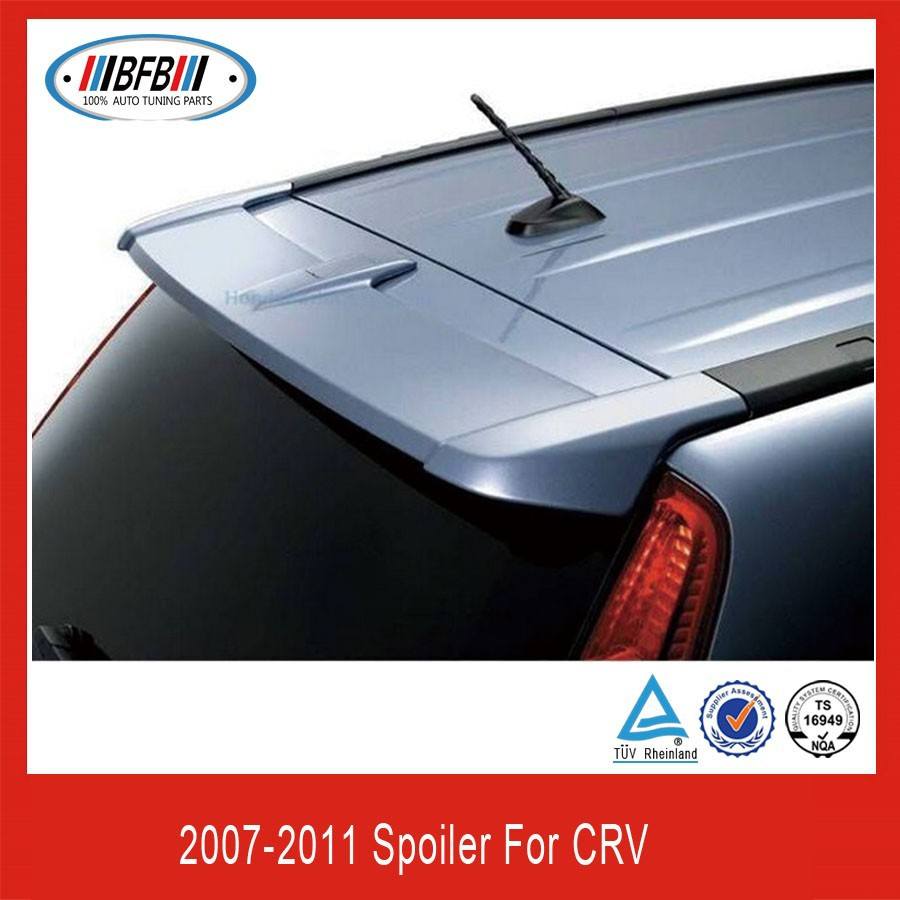 CAR LIP SPOILER FOR HONDA CRV 2007-2011