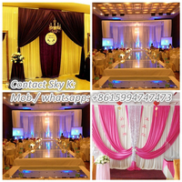 the best wedding decoration led candle, decorative wedding backdrop