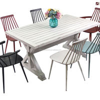 Aluminum French Garden Furniture A Style
