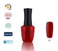 New product popular 15 ml colorful uv gel nail polish