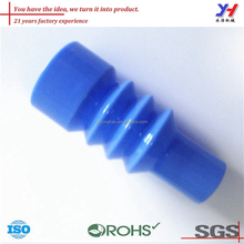 ISO9001 and RoHS Certified OEM ODM Custom Trailer Coupling Rubber Corrugated Sleeve