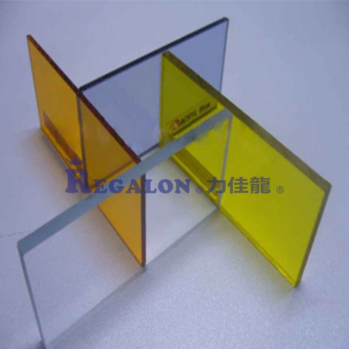Customerized Polycarbonate Solid Sheet