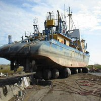Ship launching and landing Marine shipping airbag using ship salvage pass CCS certificate and chinese government