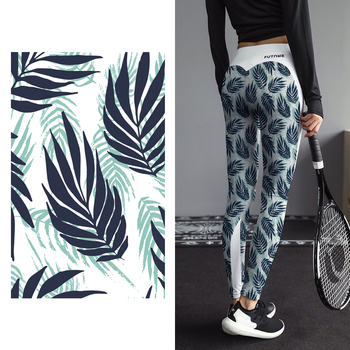 Custom Poly Knit Super Soft Leggings Spandex Fabric For Sale