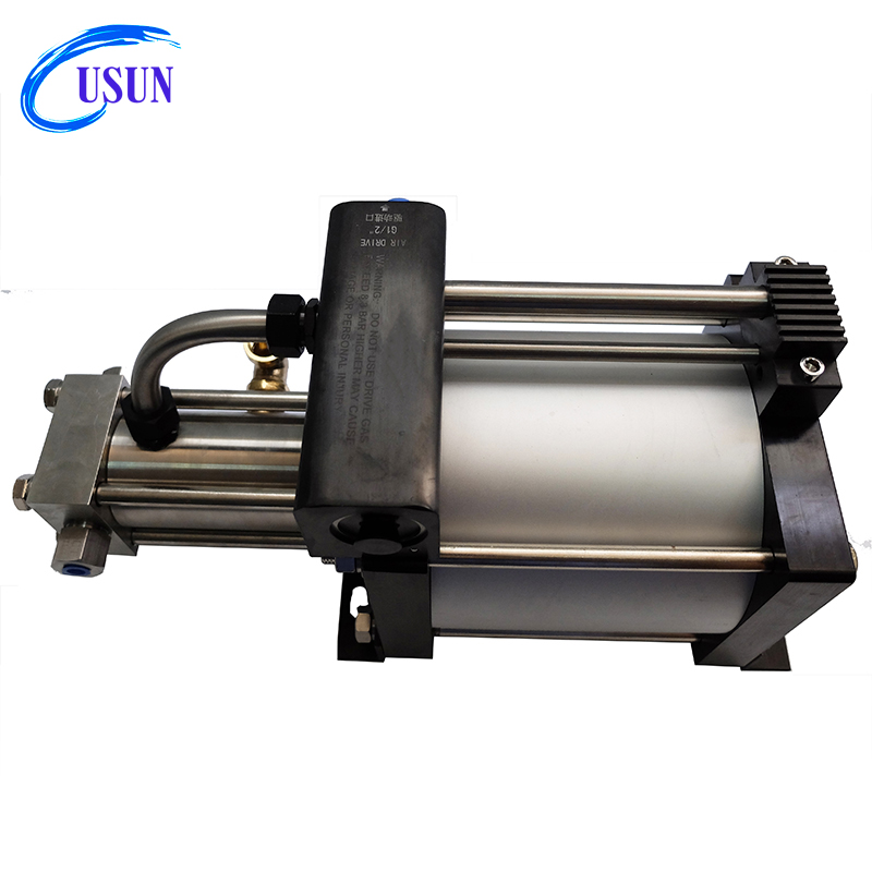 Model:GB02-OL medical grade oxygen pressure filling pump for increasing to 16 bar from oxygen generator