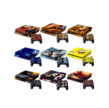 OEM Design for Sony PlayStation4 PS4 Console Skin Sticker Wholesale,vinyl skin stickers for playstation 4 ps4