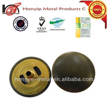 Honyip Fashion Custom Metal Denim Cloth Jean Snap Garment Accessories Tack Button For Jeans Manufacturer