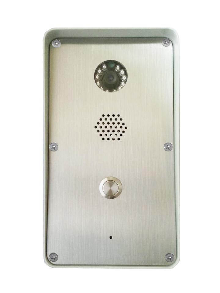 Ip68 Waterproof Rugged Phone KNZD-47 Video Door Bell Video Door Phone With Camera Video Intercom