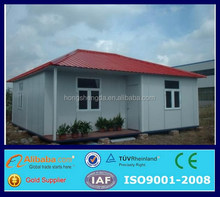 kenya steel prefabricated log mobile homes made in china