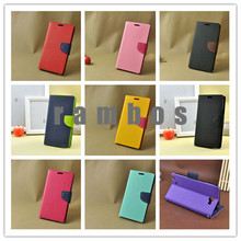 Cross Pattern Leather Case Wallet Stand Cover Capa Para for Huawei Ascend P7 G700 P6 Honor 6 3C 3