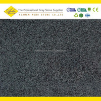 G654 dark grey granite paving stone chinese cheap granite
