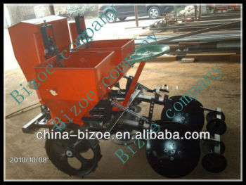 Has more than 20 years experience potato planter