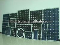 5w-320w solarni panel Made in China with TUV IEC CE ISO