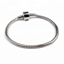 Trade Assurance Hypoallergenic Anti-allergy Titanium Surgical Surgery Stainless Steel Bracelet
