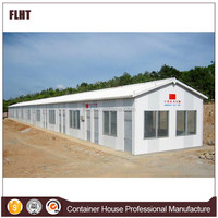 Sandwich panel house for school/prefabricated residential houses