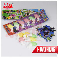 18G Dolphin Pressed Candy Puzzle Toy Candy
