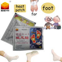 OEM healthcare foot patch heat foot patch persistent fever 12 hours Foot Warmer Patch keep feet warm