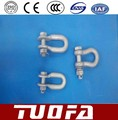 Ball Clevis types transmission line towers/U-shackles 2015