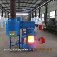 High Efficiency Medical Waste Incinerator