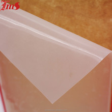 High Transparent Translucent Membrane Food Grade Silicon Rubber Sheet
