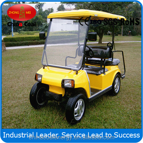 china golf carts with electric power for cheap sale