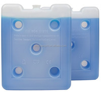 HDPE mini ice box, ice cooler box, hard ice pack