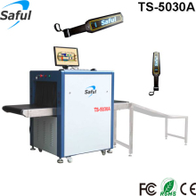 X-ray Parcel Scanner TS-5030A Public Traffic System baggage scanner Exhibition x-ray security inspection machine