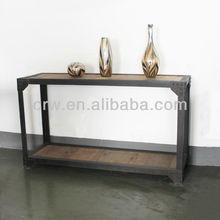 AF-122 Recycle Elm Furniture Antique Console Table