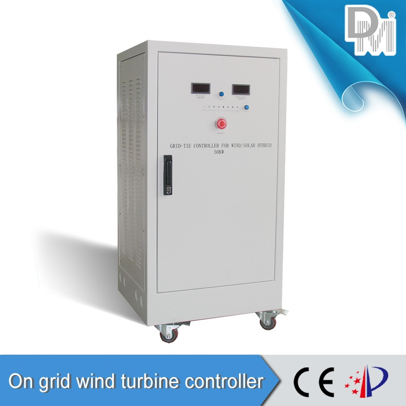 Grid connection vertical axis wind turbine controller 100KW