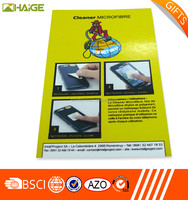 Microfiber Mini Sticky cell phone screen cleaner/cell phone cleaning sticker china suppliers
