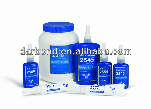 Good Chemical and Solvent Resistance Thread Sealant/Compound