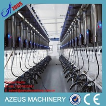 Automatic paralleling milking parlor equipment for sale