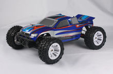 Mega wheel rc monster truck 1/10 scale electric powered toy truck
