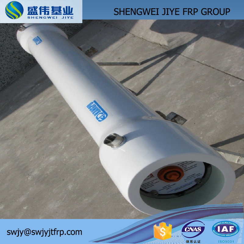 8 Inch FRP Water Filter RO Membrane Housing for Water Treatment
