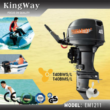 Wholesale Chinese Cheap 2Stroke 40hp Sail Outboard Motor