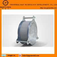 the new design of motorcycle air cleaner prototype manufacture mould maker