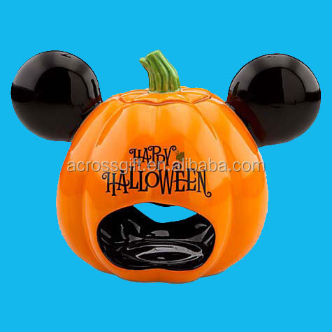 SALE ceramic pumpkin for halloween