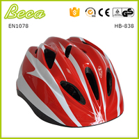 Standard safety professional sport helmet PC in-mold with CE/EN-1078 for kids