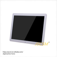 most popular 15 inch digital photo frame made in china