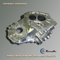 die cast aluminum gear box cover factory