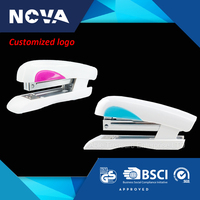 Best unique office plastic hand held decorative desktop stapler for paper