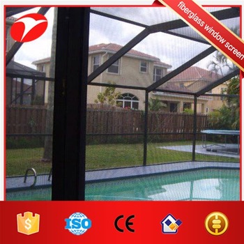 plastic window screen/insect netting supplier