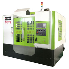 VMC960 China Vertical Milling Machine Center CNC Milling Machine for Hard Steel